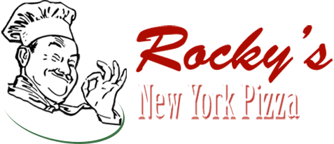 Rocky's New York Pizza Logo